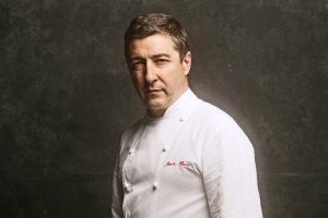 JOAN ROCA IS THE BEST CHEF IN THE WORLD ON THE NEW RANKING TOP 300 BEST CHEF AWARDS, FOLLOWED BY THE FRENCH MICHEL BRAS AND THE SPANISH DAVID MUNOZ. CRIPPA IS THE FIRST OF THE 36 ITALIANS AT NUMBER 6, MASSIMO BOTTURA AT 9 AND DAVIDE SCABIN AT 16