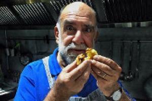 """""""La terra dovrebbe portare prodotti, e non denaro, come succede negli orti, una moda decisamente benvenuta. La cucina italiana è una delle poche in cui la cultura del cibo ha ancora un peso e"""". A WineNews, Giorgio Barchiesi, per tutti Giorgione"""