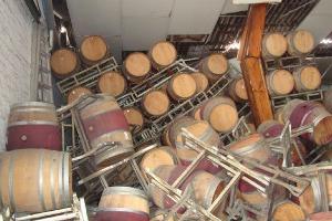 L'Italia ha scoperto a sue spese il pericolo della minaccia sismica. Di cui potrebbe fare le spese anche il vino, come racconta a WineNews l'architetto Stefano Gregolo, autore di ''Il vino perso - La vulnerabilità sismica delle aziende vinicole''
