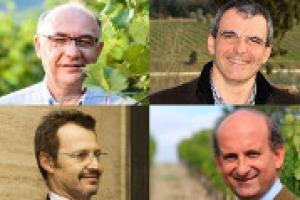 Tra export, dove si addensa qualche nube, e mercato interno, dove torna il sereno, le aspettative di 4 importanti manager del vino italiano: Enrico Zanoni (Cavit), Enrico Viglierchio (Castello Banfi), Sandro Sartor (Ruffino) e Lamberto Frescobaldi