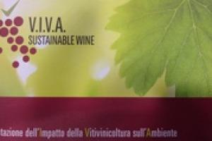 """Un prerequisito produttivo ormai irrinunciabile, quello della sostenibilità, perché il mondo è uno solo: questo il messaggio sociale del progetto """"Viva Sustainable Wine"""", che ha visto a Vinitaly l'esordio delle prime bottiglie certificate"""