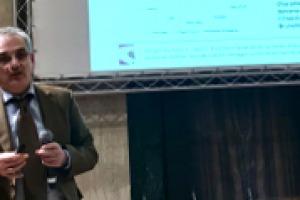 """La sostenibilità in cantina paga, se ci si investe in maniera strutturale. Come in comunicazione, dove servono sempre più figure specializzate. Da """"Wine & Siena"""" parla Lorenzo Zanni, docente di marketing dell'Università di Siena"""