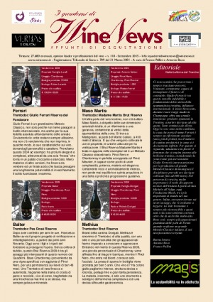 I Quaderni di Winenews - N. 118