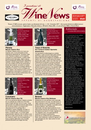I Quaderni di Winenews - N. 142