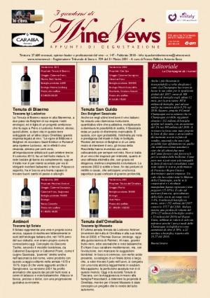 I Quaderni di Winenews - N. 147