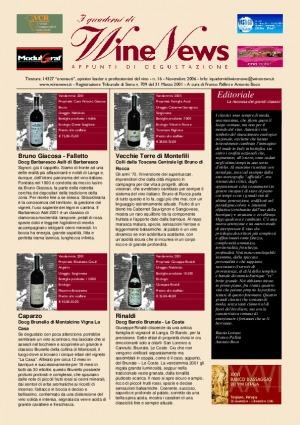 I Quaderni di WineNews - N. 16