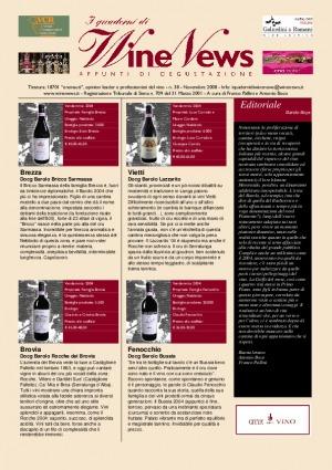 I Quaderni di Winenews - N. 38