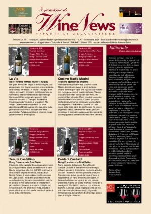 I Quaderni di Winenews - N. 47