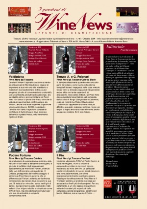 I Quaderni di Winenews - N. 48