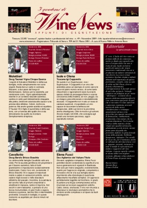 I Quaderni di Winenews - N. 49