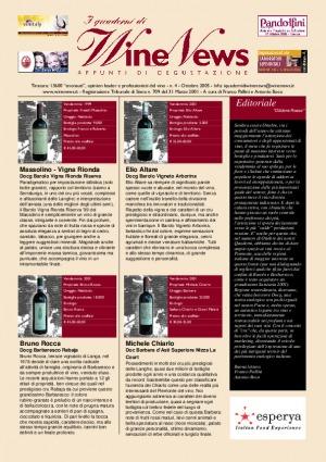 I Quaderni di WineNews - N. 4