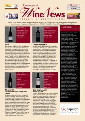 I Quaderni di WineNews - N. 6