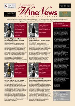 I Quaderni di Winenews - N. 72