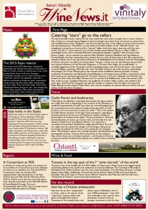 Italian Weekly Wine News N. 119