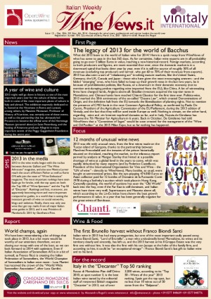 Italian Weekly Wine News N. 121