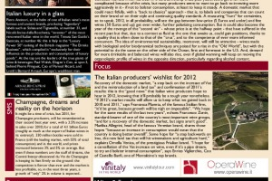 Italian Weekly Wine News N. 13