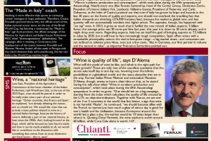 Italian Weekly Wine News N. 146