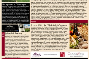 Italian Weekly Wine News N. 14