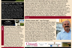 Italian Weekly Wine News N. 169