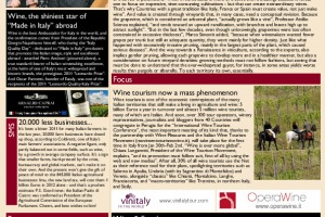 Italian Weekly Wine News N. 16