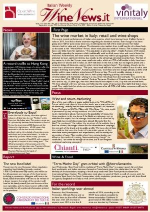 Italian Weekly Wine News N. 173