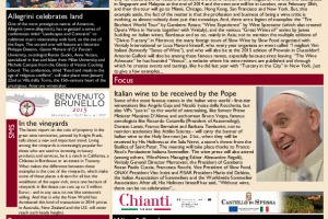 Italian Weekly Wine News N. 178