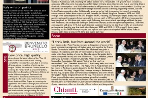Italian Weekly Wine News N. 179