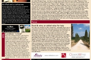 Italian Weekly Wine News N. 17