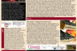 Italian Weekly Wine News N. 181