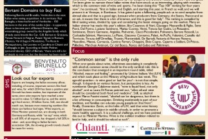 Italian Weekly Wine News N. 187
