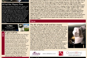 Italian Weekly Wine News N. 18