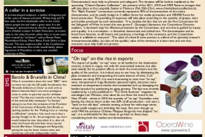 Italian Weekly Wine News N. 19