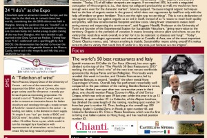 Italian Weekly Wine News N. 201