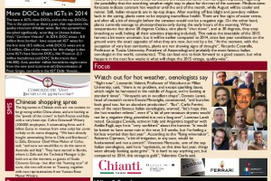 Italian Weekly Wine News N. 208