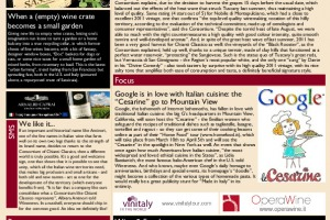 Italian Weekly Wine News N. 20