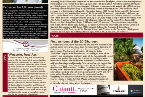 Italian Weekly Wine News N. 210