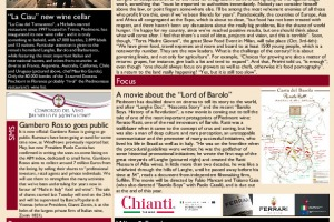 Italian Weekly Wine News N. 215