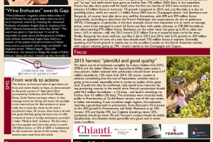 Italian Weekly Wine News N. 216