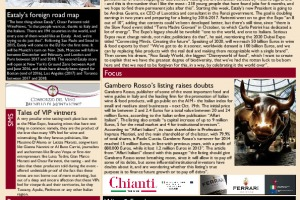 Italian Weekly Wine News N. 218