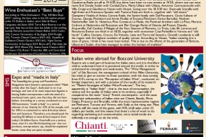 Italian Weekly Wine News N. 219