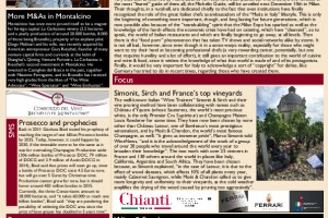 Italian Weekly Wine News N. 220