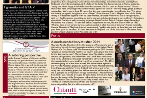 Italian Weekly Wine News N. 221