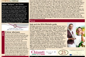 Italian Weekly Wine News N. 228