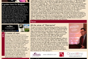 Italian Weekly Wine News N. 22