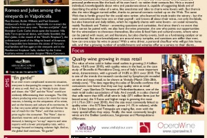 Italian Weekly Wine News N. 23