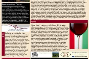 Italian Weekly Wine News N. 261