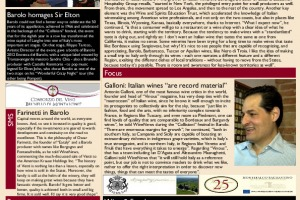 Italian Weekly Wine News N. 262