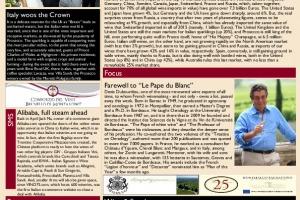 Italian Weekly Wine News N. 263