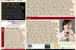 Italian Weekly Wine News N. 266
