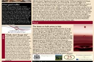Italian Weekly Wine News N. 275